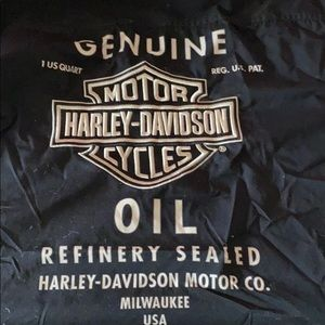Harley Davidson short sleeve button up